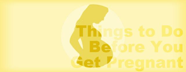 妊活中?妊娠前にしておきたい大切な事とは