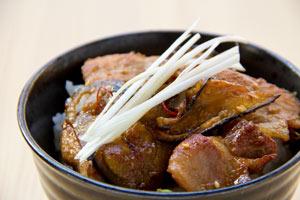 和食・丼ものの食べる順ダイエット