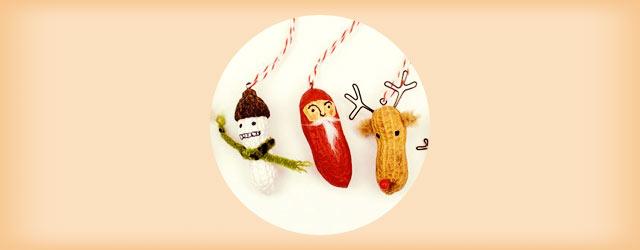 簡単り可愛い!〇〇を再利用したクリスマスの手作りアイデア5選