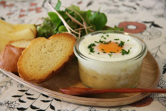 エッグスラットの簡単レシピ