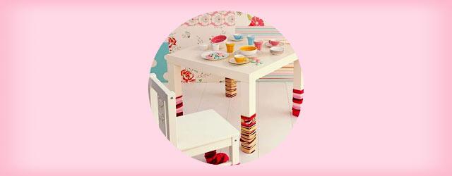 IKEAの「LACK サイドテーブル」のアレンジ&DIY活用術