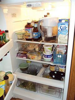 冷蔵庫をスッキリさせて金運アップ
