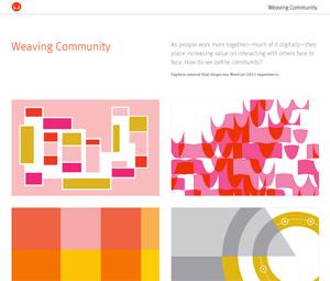 Weaving Community
