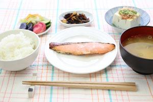 日本食・和定食の食べる順ダイエット