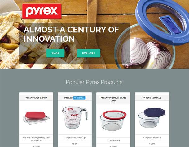 PYREX (パイレックス)